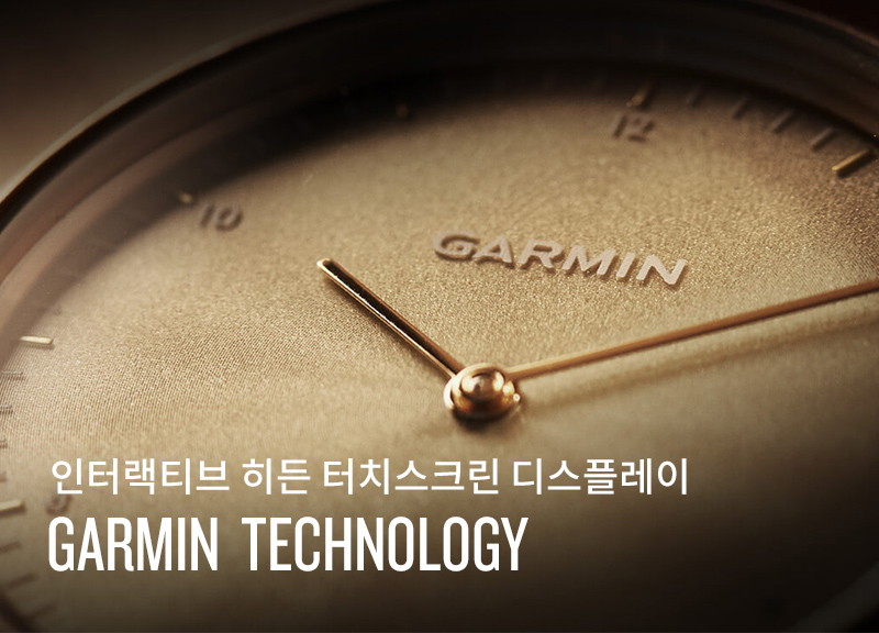 Garmin Technology