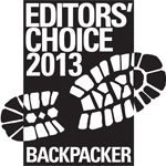 Backpacker Editor's Choice 2013
