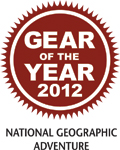 National Geographic Gear of the Year 2012